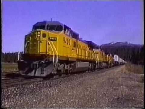 Trackside Action Across America 1991
