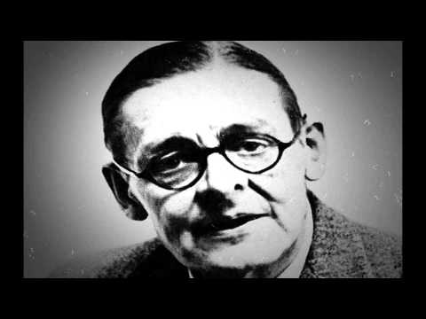 """T. S. Eliot """"The Love Song of J. Alfred Prufrock"""" Poem animation"""