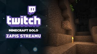 Zbieractwo | Minecraft SOLO #Live | HusBox 3.0  | Sezon 2019