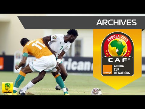 Côte d'Ivoire vs Ghana | HIGHLIGHTS | Orange Africa Cup of Nations, ANGOLA 2010