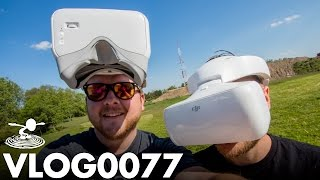dji goggles first impression   vlog0077