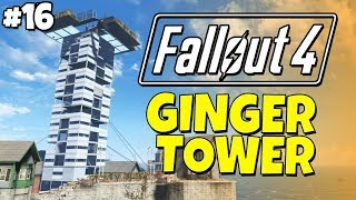Fallout 4 - The Meat Factory #15 - Ginger Tower