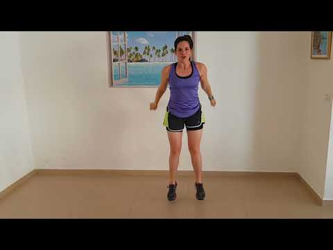 Full Body Complex Movements Workout from Home