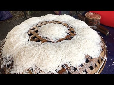 The Art of Making Putu Mayam