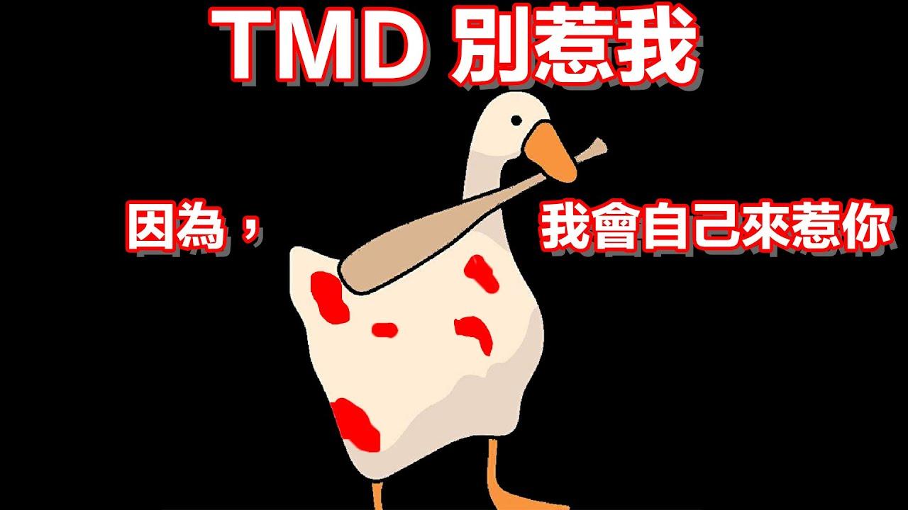 【鍋蓋】這遊戲讓你當鵝來殘害人類