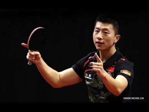 Make Ma Long: King of Epic Shots [HD] Pictures