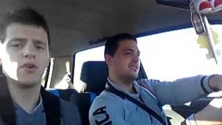 Pjevamo i vozimo se...( Vladimir Kostic i Ratko Stanar)