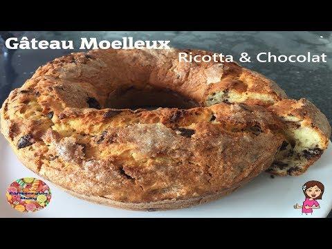 ♡j'ai-testé-le-gateau-tres-moelleux-chocolat-et-ricotta-!-de-la-chaîne-fatto-in-casa-da-benedetta♡