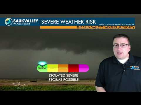 Sauk Valley Weather Today 4/13/18