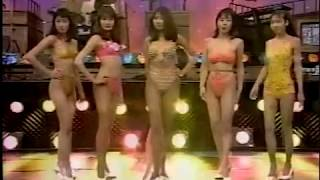 '96 テイジンサマーコレクション☆水着ファッションショー.