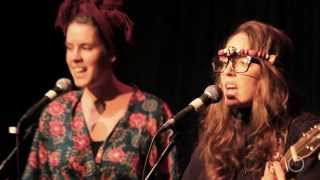 The Polka Dots - Zoe and Penny
