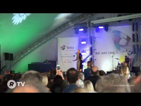 Nordic artists at Eurovision Village (Iceland, Norway, Sweden) ESC 2013