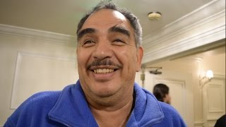 ABEL SANCHEZ RECALLS WHEN GOLOVKIN SPARRED KOVALEV & BREAKSDOWN SERGEY KOVALEV v ANDRE WARD