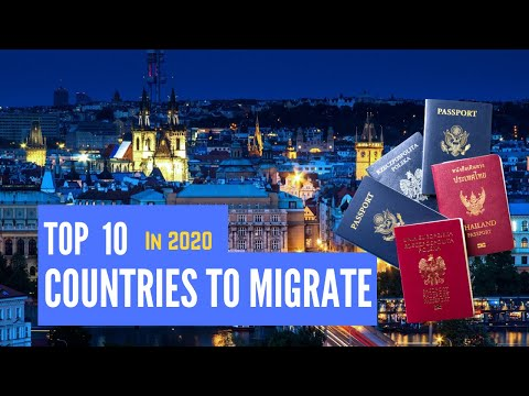 Top 10 Best Countries to Live in the World - For Expats in 2020