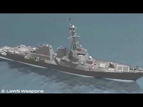 [Military weapons] 7 Future Weapons Technology You Must See