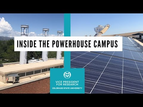 A look inside the Powerhouse Energy Campus