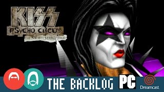 Kiss: Psycho Circus: The Nightmare Child (Dreamcast, PC 2000) - Too many colons