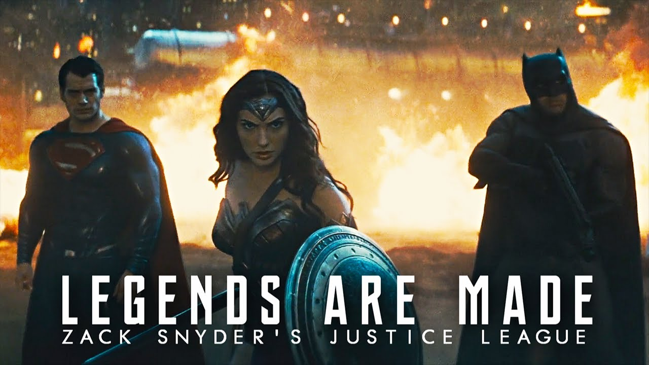 Justice League | Legends Are Made