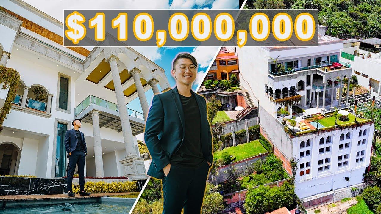 CASA DE 10 NIVELES con vistas abiertas por $110,000,000