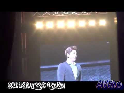 141207 SS6 OSAKA mc time PART1