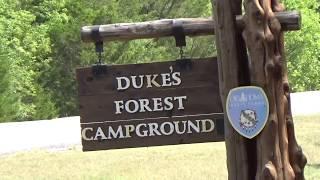 Awesome Lake Murray Campground Oklahoma