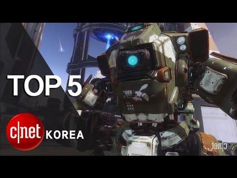 2016년 게임 폐인으로 쩔게 만든 최고의 콘솔 게임 톱5