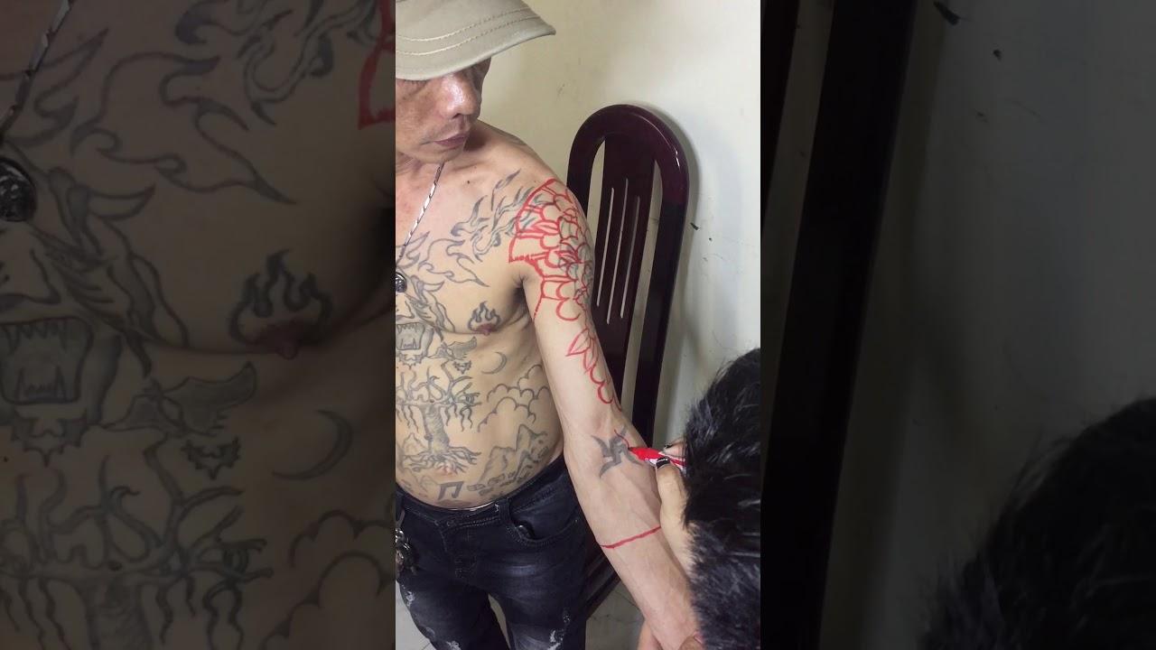 Vlog 21: Cách Vẽ Nhật Cổ Khi Gặp Trường Hợp Khách Body Lòi Lõm