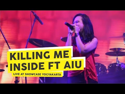 [HD] Killing Me Inside Ft AIU - Fake (Live at Showcase Februari 2018, Yogyakarta)