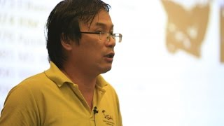 Keynote -  Frank Z Wang at SAI Conference 2014 - How will computers evolve over the next 10 years