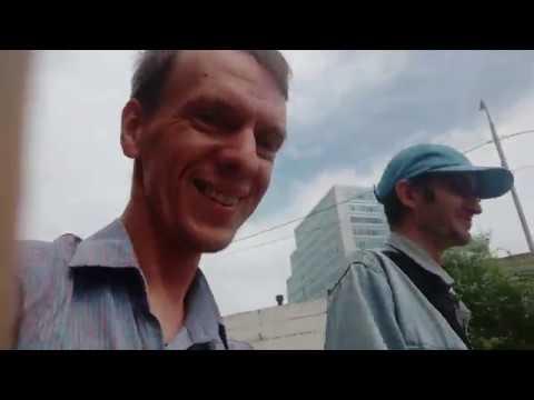 Сталкеры: 26км пешком,заброшки Тюмени