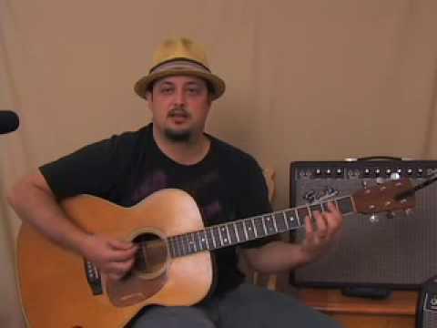Plain White Tees - 1234 - Acoustic Guitar Tutorial Lesson easy song