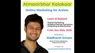 Online Marketing for Artists