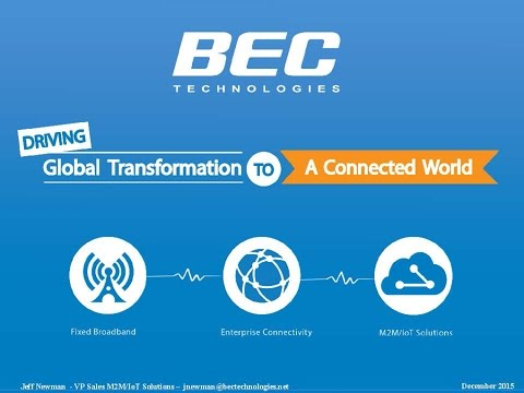 BEC: How to Insure you select the right device architecture to LTE from 2G