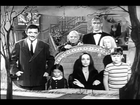 The Addams Family TV Show Opening 1964