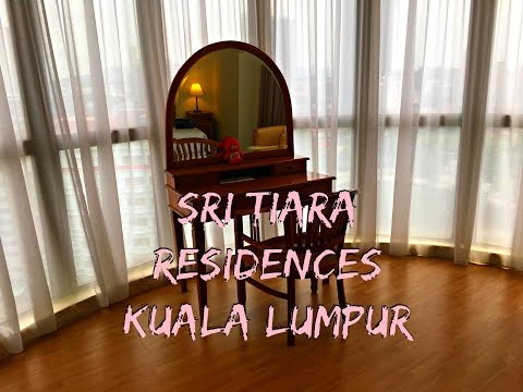 Travel Diary | Kuala Lumpur, Malaysia | Sri Tiara Residences In KL from YouTube · Duration:  7 minutes 14 seconds