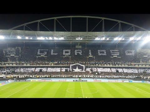 Mosaico e Torcida do Botafogo