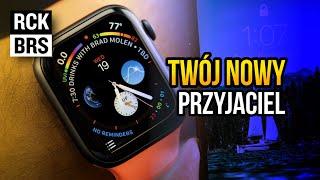 Zegarek, który ratuje życie - Konferencja Apple