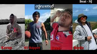 KAREN Hip hop (Thousand ways) By NZ Rapperz  2020