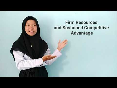 """Group 6 """"Firm Resources and Sustained Competitive Advantage"""""""