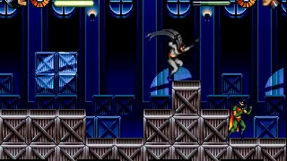 Mega Drive Longplay [144] The Adventures of Batman & Robin (2P)