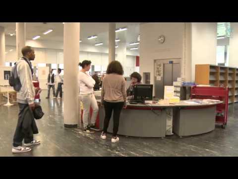Présentation de la BU sciences de l'université Montpellier 2