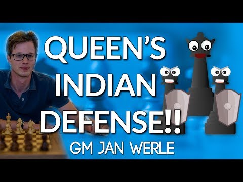 Dominate with the Queen's Indian Defense ⚔ GM Jan Werle [ChessWorld]