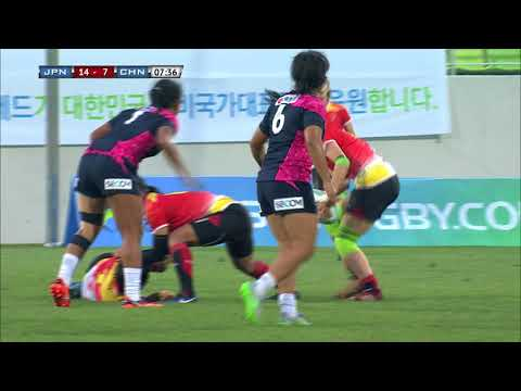 Asia Rugby Sevens Series 2017 - Sri Lanka Highlight Show