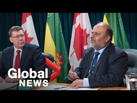 Coronavirus outbreak: Saskatchewan confirms 14 new cases, provincial total rises to 220 | FULL