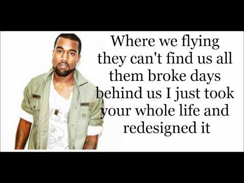 Blazin'-Nicki Minaj Ft. Kanye West Lyrics
