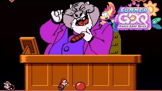 Chip 'N Dale: Rescue Rangers by sinister1 and GeneralAndrews in 9:51 SGDQ2019