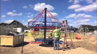 New Climbing Playground Equipment in Meridian Idaho