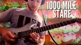Mutoid Man - 1000 Mile Stare (Guitar Cover)