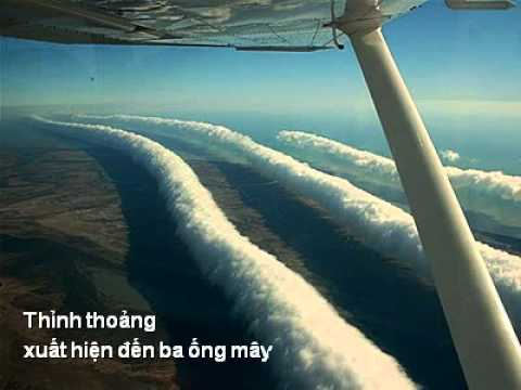 Những đám mây kì lạ