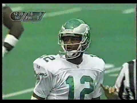 1995 Week 1 Eagles vs Tampa Bay